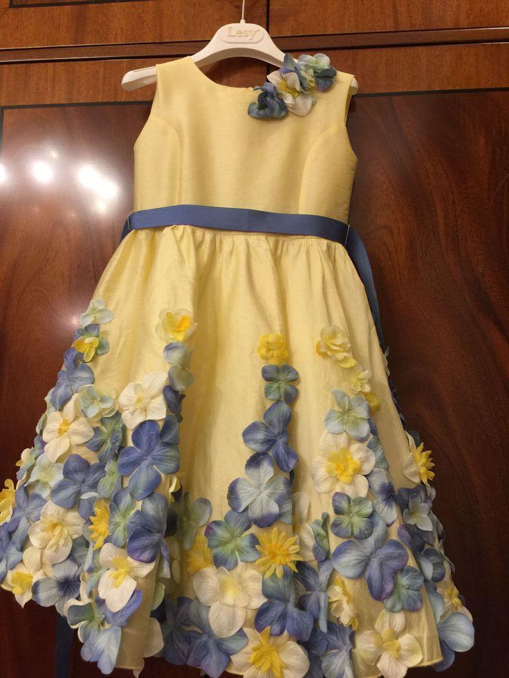 Lesy***Italy Girls' Dress 100% | eBay