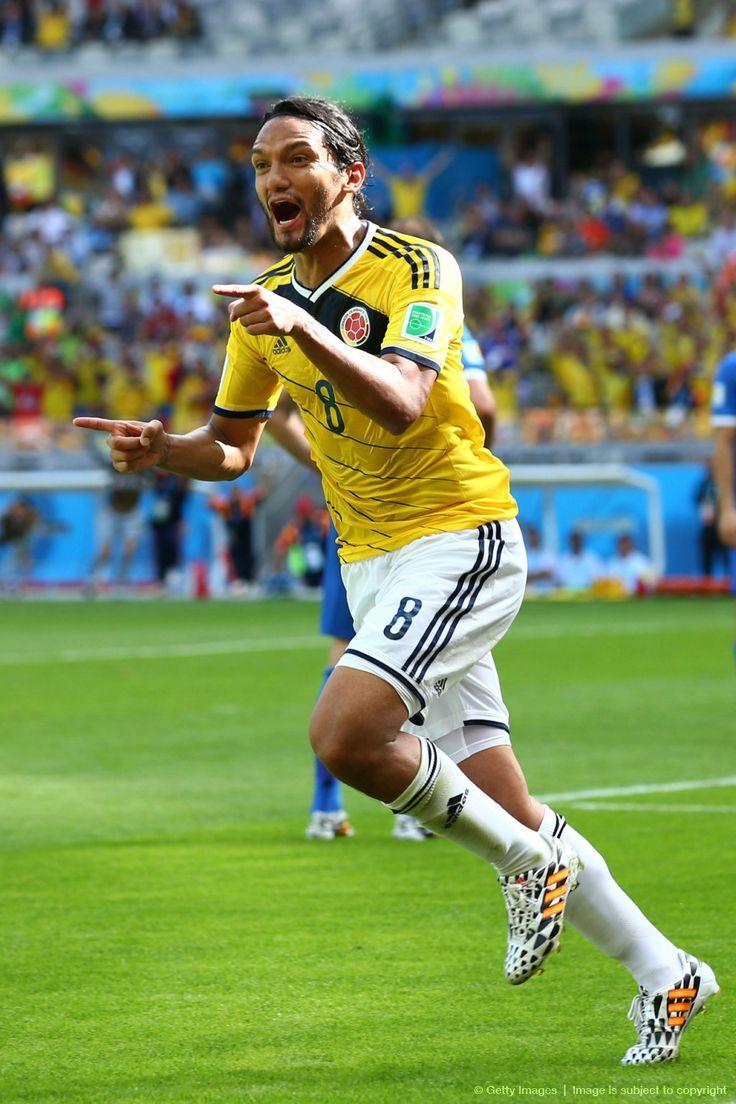 Abel aguilar corri y apoy de regreso al 2014 fifa copa mundo brasil