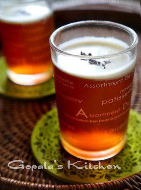 アールグレイ(紅茶)ゼリー&ミルクソース by Tiko ...