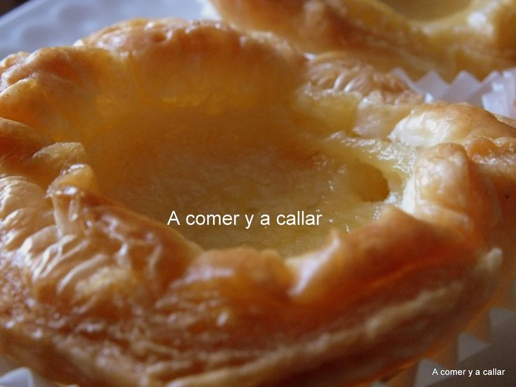 A comer y a callar: PASTELES DE BELEM-PASTEIS DE BELEM