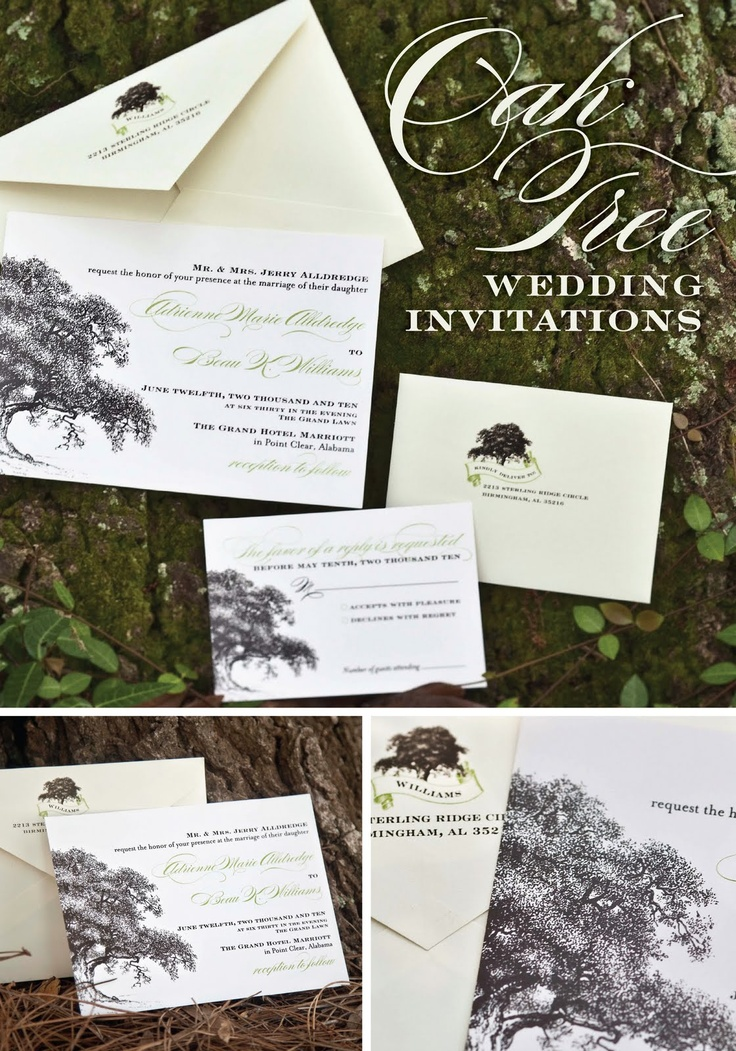 27 best Wedding - New Orleans Theme images on Pinterest Wedding - invitation template nature