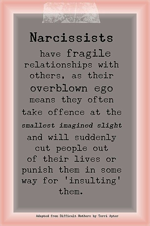 Narcissist infidelity