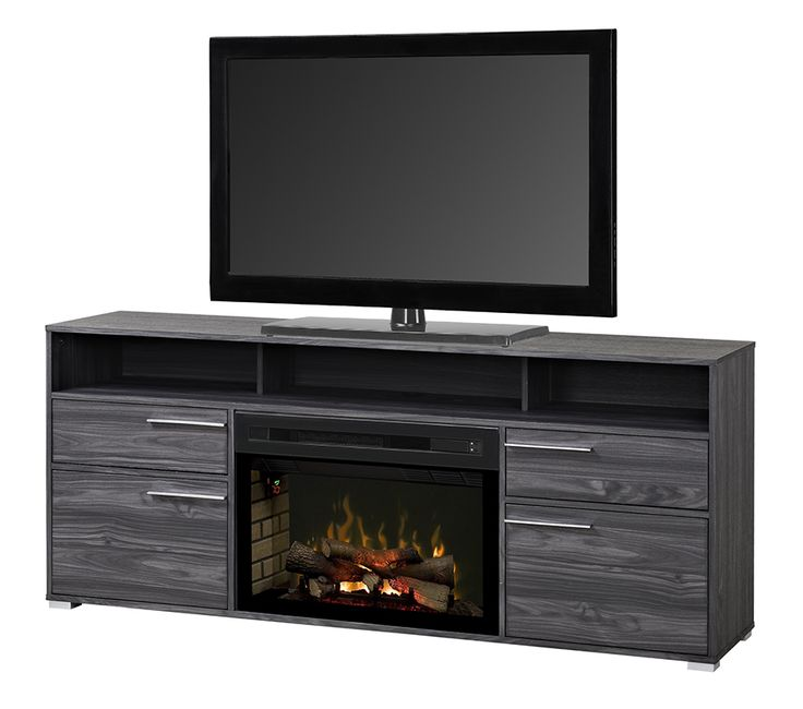 85 best Media Console - Electric Fireplaces images on Pinterest ...