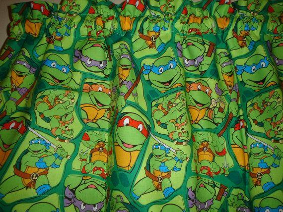 Tmnt Age Mutant Ninja Turtle Bedroom Window By Valancegallery 12 95