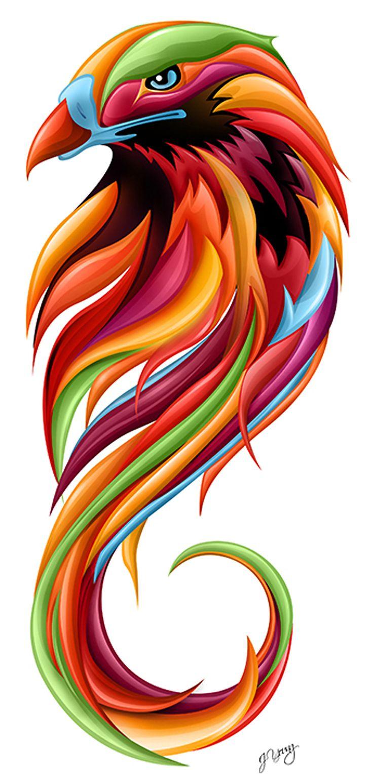 """""""Eagle"""" par Jeremy Young"""