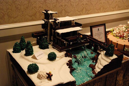 11 Clever and Creative Gingerbread Structures | Mental_Floss