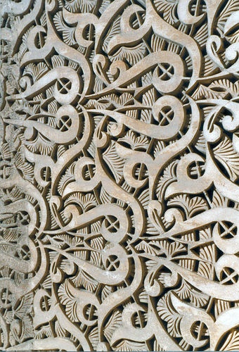 Best Islamic Arts Images On Pinterest Islamic Art Mandalas - Carved wood lace like lighting design inspired islamic decoration patterns
