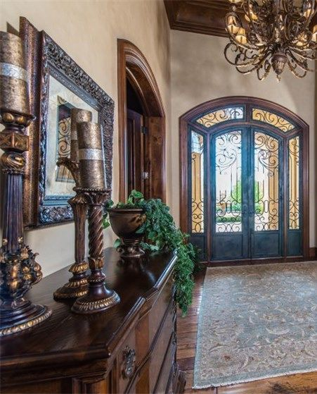 Mediterranean Style Front Doors: Cas, San Diego And The