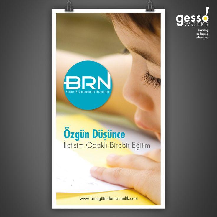 Gesso Works   Kurumsal Tasarım   BRN Eğit. & Danışmanlık