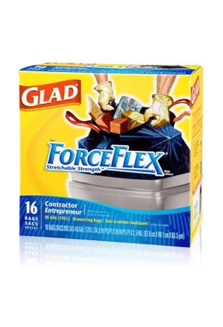 ForceFlex Tie 'n Toss Contractor Bags: ForceFlex Tie 'n Toss Contractor Bags
