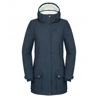 The North Face Women's Arada Jacket Urban Navy | north face women arada jacket | north face womens trench coat