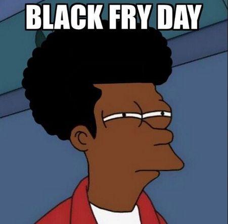 Igual habíamos entendido mal eso del Black Friday, y en realidad se referían a...