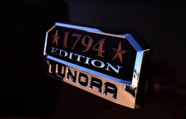 2016 Toyota Tundra 1794 Edition First Test - Autoyota Rumors