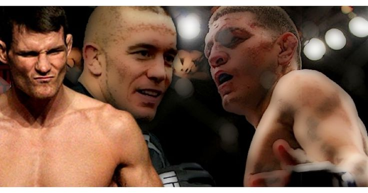 Some of the latest News from MMA Weekly Without Georges St-Pierre on Tap Michael Bisping Challenges Nick Diaz