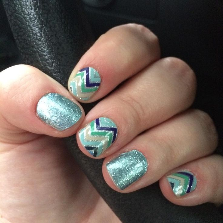 Love these! Barely Blue and Everything Nice. Click the pic to order! http://www.meganksmith.jamberrynails.net/