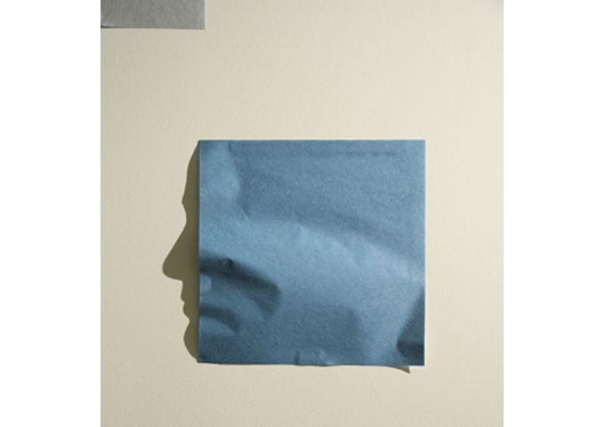 Kumi Yamashita's crumpled paper silhouette origami - has to be seen to be believed