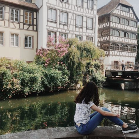A Fairytale in strasbourg, france