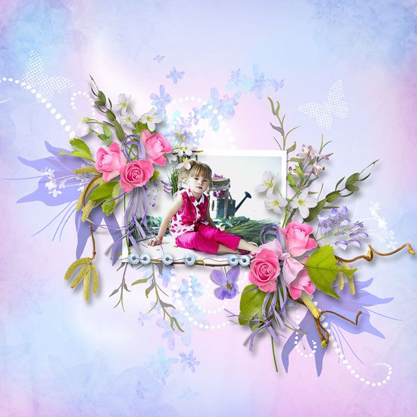 """NEW*NEW*NEW  """"Awakening"""" by MiSi Scrap   http://www.digiscrapbooking.ch/shop/index.php?main_page=product_info&cPath=22_225&products_id=21539  save 50%  RAK for a friend Anastasija"""