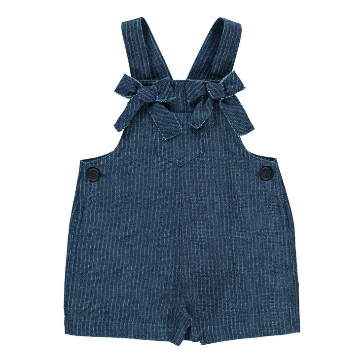 Il Gufo Striped Dungarees-product