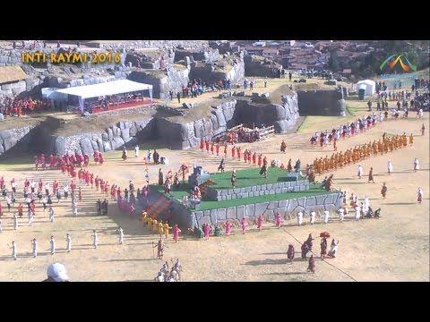 Inti Raymi Cusco Perú  YouTube