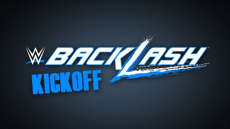 Catch the #WWEBacklash #KickOff, RIGHT HERE at 7/6c!