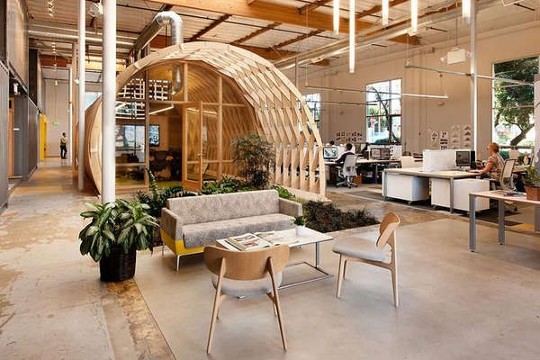 The Cuningham Group Hayden Place Office is Focused on Sustainability