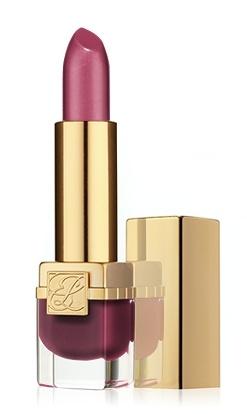 Krásná výrazná barva ideální pro studenou zimu (Candy - Pure Color Long Lasting Lipstick)