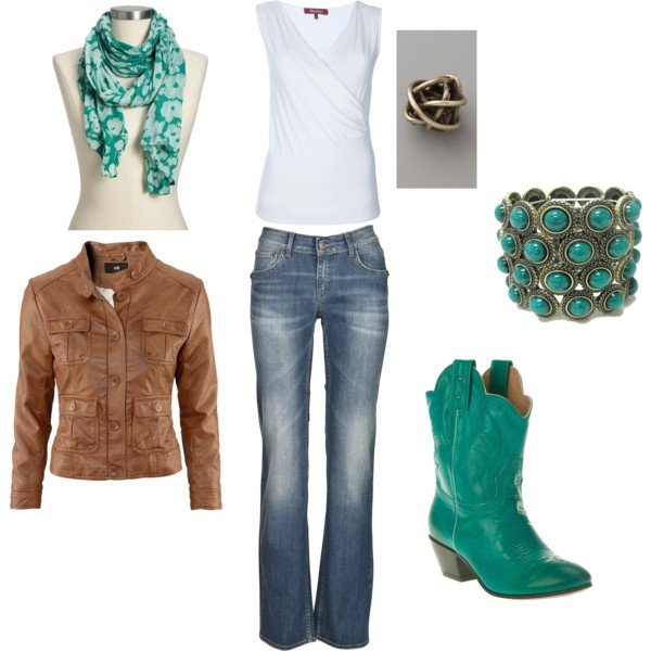 I need a new hobby.Enjoy Turquoise, Polyvore Obsession