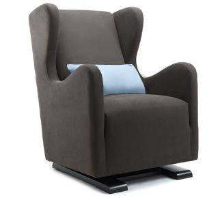 Glider chairs on pinterest modern nursery furniture gliders and