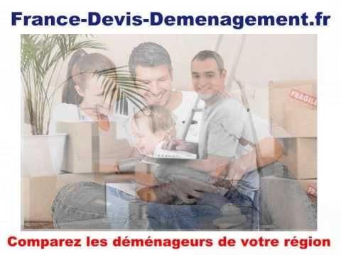 Nouvelle video de   www.france-devis-demenagement.fr