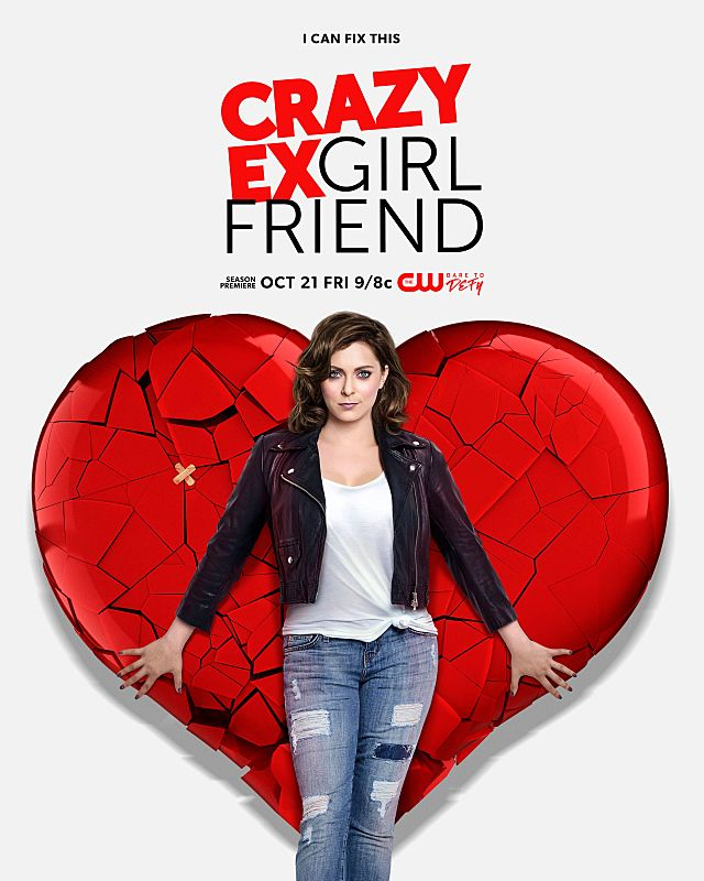 Rachel Bloom:     Best Performance by an Actress in a Television Series.  -     Crazy Ex-Girlfriend (TV Series 2015– ) - COMEDY / MUSICAL