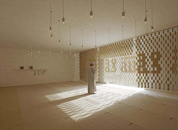 Five Projects Win Aga Khan Award for Architecture