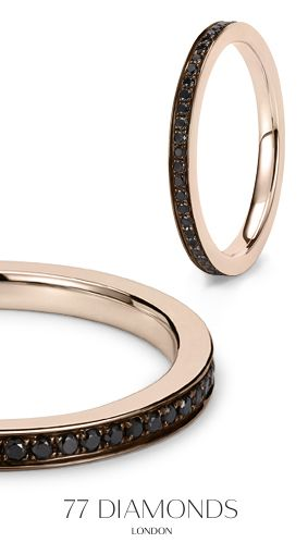 Look at our fashionable Paragon Noir in #rosegold #rose #gold #fashion #trend