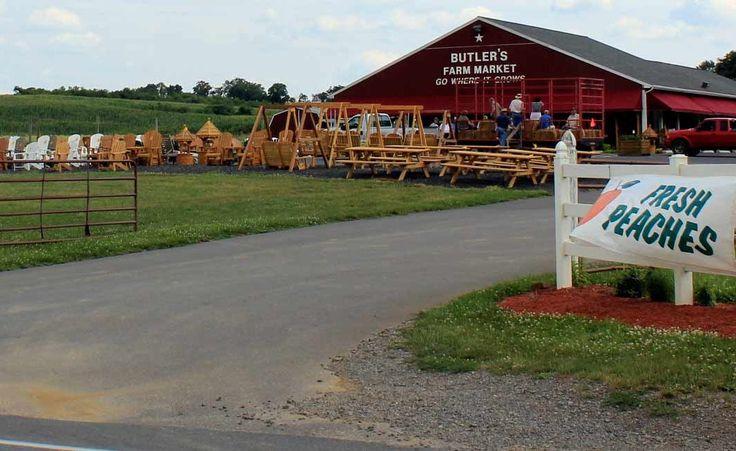 Butler's Farm Market