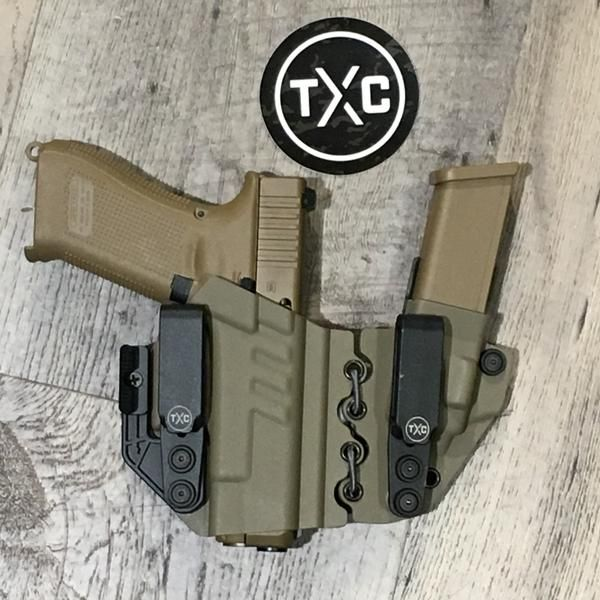 Quick ship - x1 : ally - southpaw | Appendix Carry | Iwb