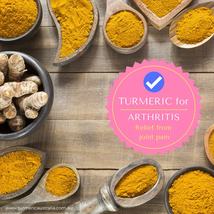 Curcumin, the most active ingredient of turmeric, can help to reduce pain, inflammation and stiffness relating to rheumatoid arthritis and osteoarthritis.