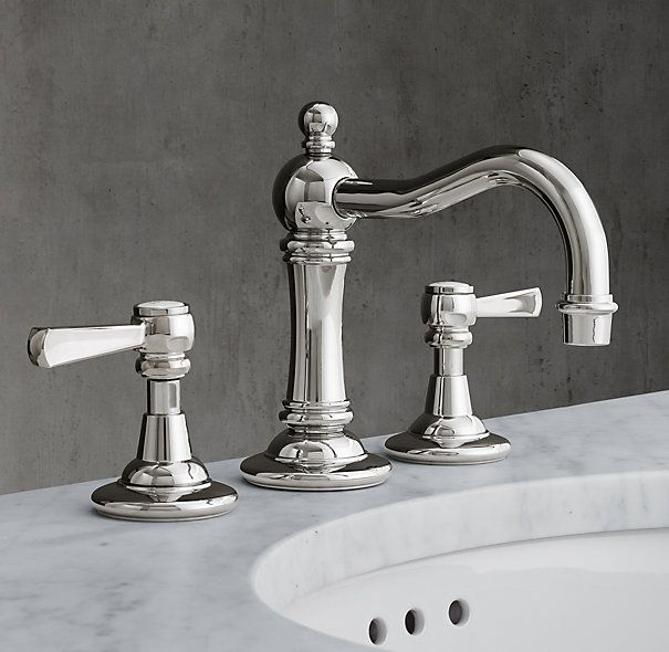 Bathroom Fixtures Restoration Hardware 20 best bathroom faucets images on pinterest | bathroom faucets