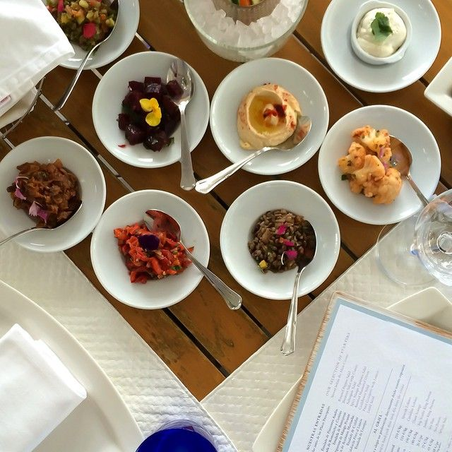 Relaxed long lunch at the sea grill at the puente romano - Sea grill marbella ...