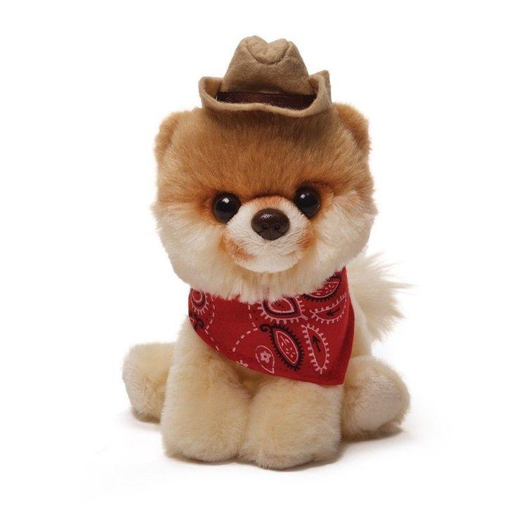 Details about Gund World's Cutest Dog Itty Bitty Boo Unicorn Stuffed Animal Plush 5″
