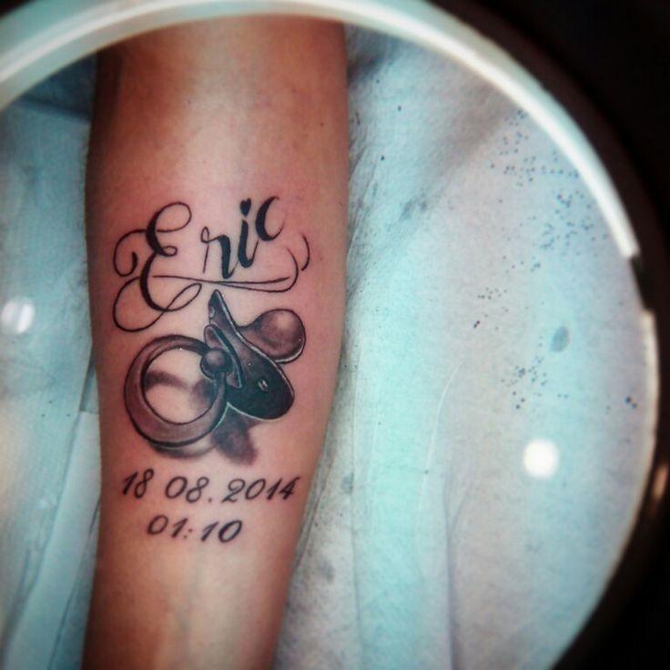 Chupete Tatuajes Chupetes Tatuar