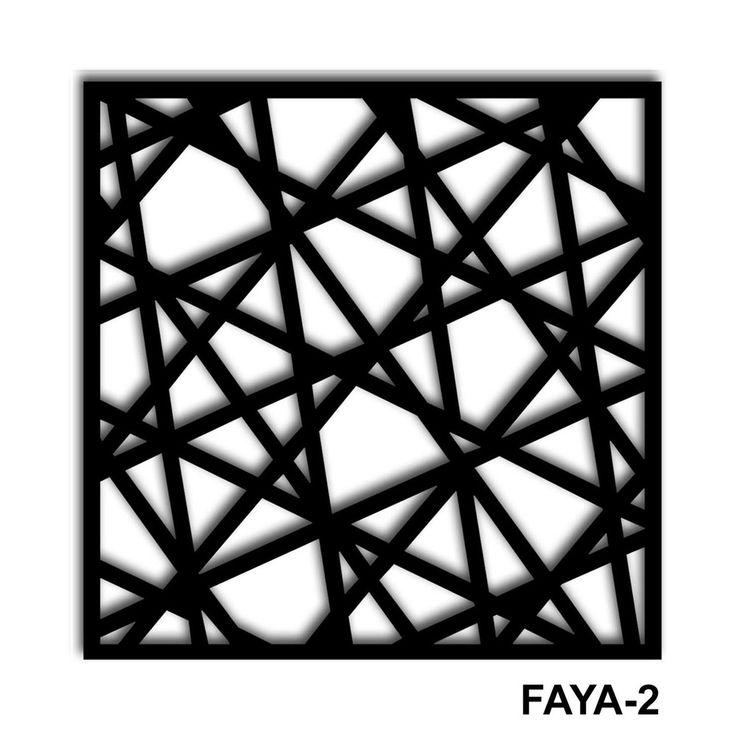 FAYA Mashrabiya 2