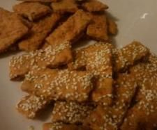Savoury Oat Crackers | Official Thermomix Recipe Community