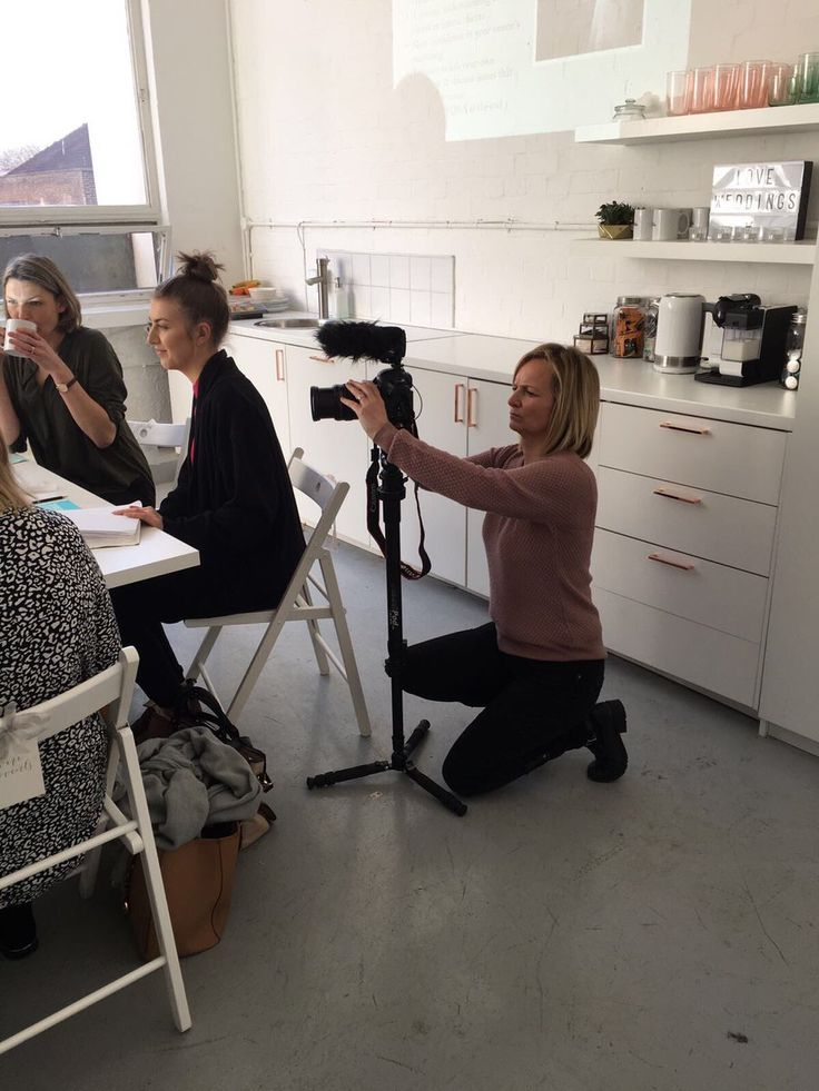 Story Of You - filming a personal branding film