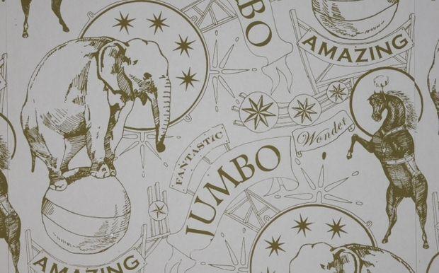 Daniel Heath, Jumbo Wallpaper