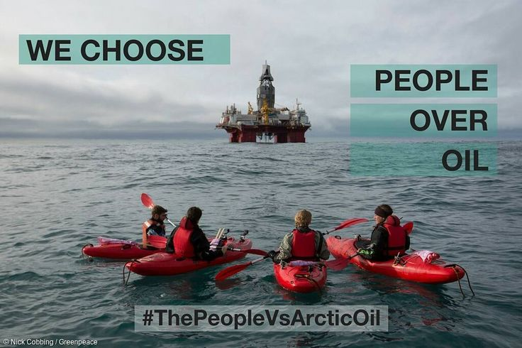 In about two weeks a very important court case in the history of climate change is starting. The court case against the Norwegian government on Arctic oil drilling will begin on November 14th.  What happens in the Arctic doesnt stay in the Arctic! The Norwegian government's reckless plan to drill for oil is putting us all at risk regardless of where we live. Add your name today - link in the bio!   #arctic #court #peoplevsarcticoil #norway #climatechange #globalwarming #greenpeace #people…