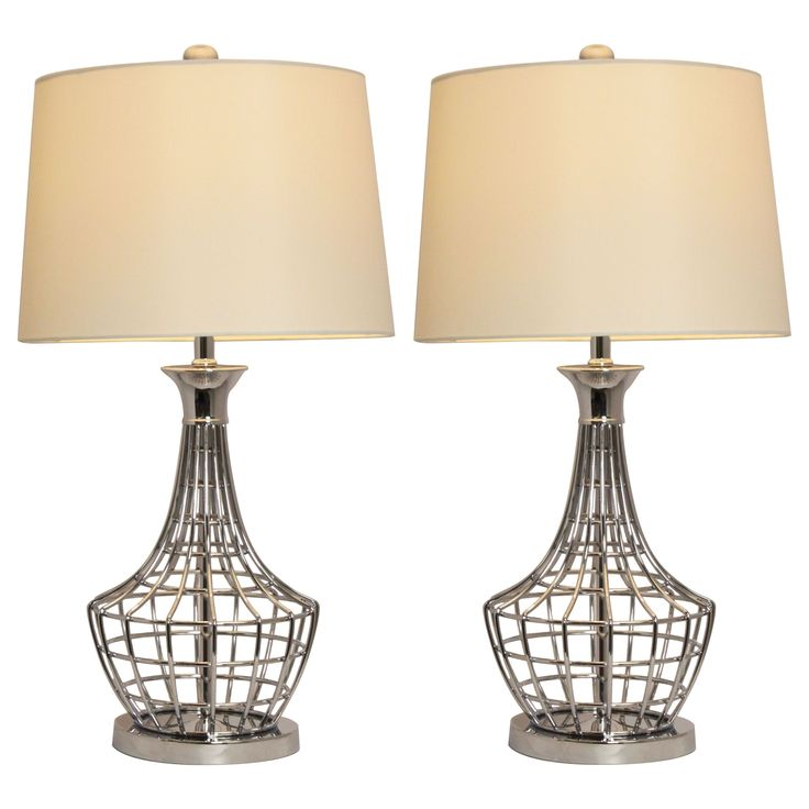 Casa Cortes Trendy Collection 30-Inch Tall Table Lamp