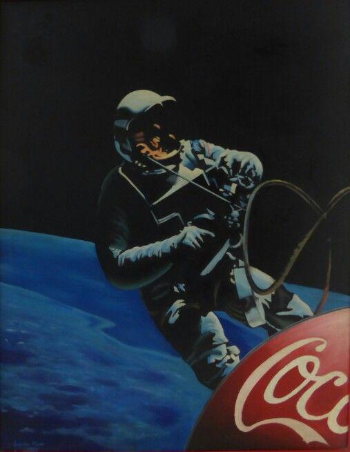 En orbita, año 1984