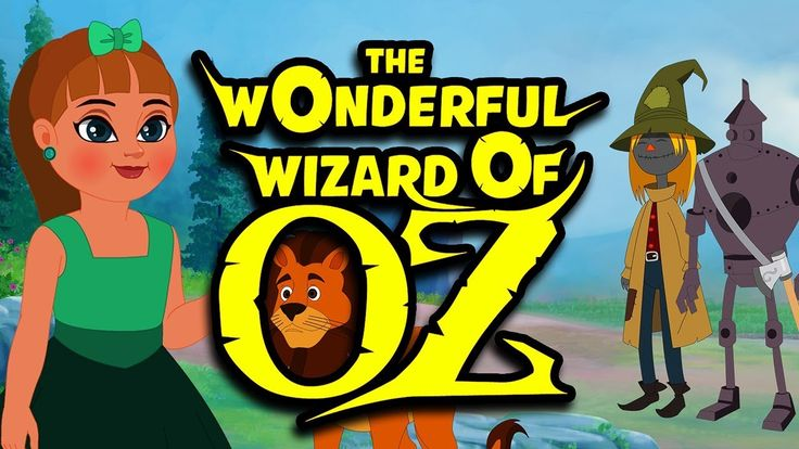 #fairytale #fairytales #story #storiesa #cartoon #wizardofoz #bedtimestories #cartoonmovie -The Wizard of Oz Full Movie | Cartoon Movie For Kids | English Fairy Tales & Bedtime Story | 4k UHD