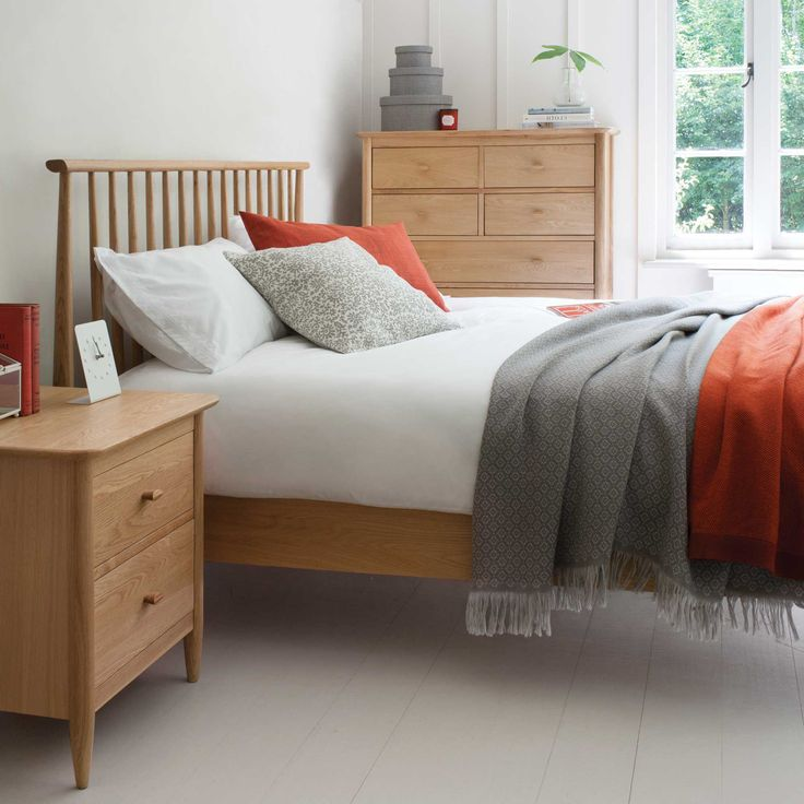 Double Bed Sale Uk Part - 36: Ercol Teramo Bedframe - Barker And Stonehouse (Sale Price) For Double Bed  Definitely Want A Wooden Bed With Spindles Or Slats