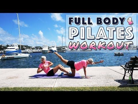 Full Body Pilates Workout | 20 Min At Home Exercises to Tone